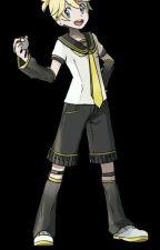 《Servant Of Evil》 Len Kagamine x Vocaloid Reader  by MoonyStar134