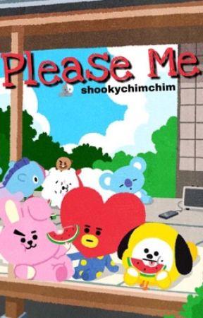 Please Me Jimin X Bts