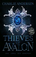 Thieves of Avalon - Das Juwel des Drachen #iceSplitters19 by goldfeder_