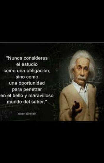 Frases De Albert Einstein Snapes2 Wattpad