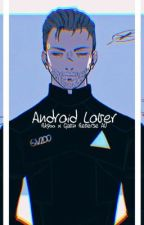 Android Lover (Rk900 x Gavin Reverse AU) by bxnditburrito