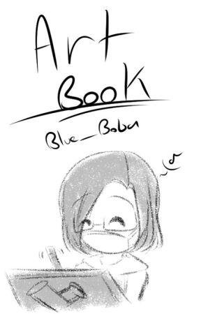 Art Book by Blue_Boba