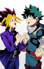 Heroic Duelists; Boku No Hero Academia/Yugioh Crossover (ON HOLD) by StealthDuelist
