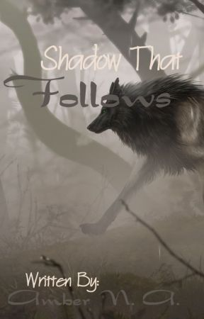 Shadow That Follows (On Hold) by CyberWolfWrites
