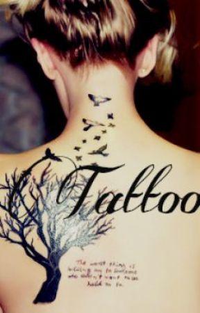 Tattooed by WritingReesespuffs