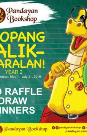 Tropang Balik-Paaralan Year 2  by pandayanbookshop