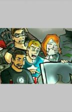 (ON HOLD) Avengers Chatroom by doctorsherlock10