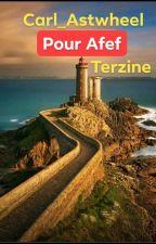 Pour Afef  - Terzine by Carl_Astwheel