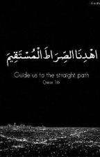Siraat-ul-Mustaqeem (straight path) by BK7474