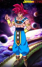 Goku El hakaishin del universo 18 by Jefferson0390