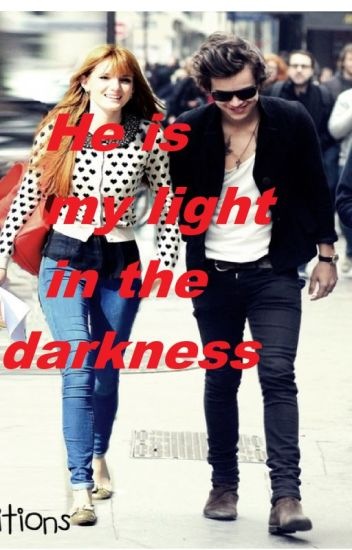 He is my light in the darkness
