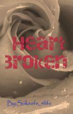 Heart Broken  by one_special_nerd