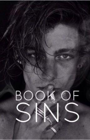 Book of Sins by EnchantressSkittlez