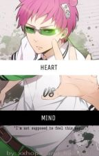 Heart vs Mind (Saiki K x Reader) by xxhope_and_halosxx