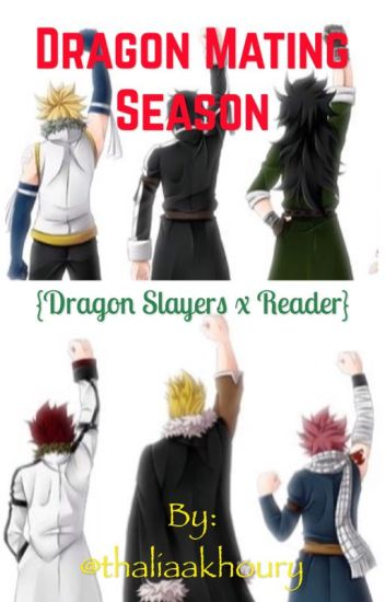 Dragon Slayers X Reader
