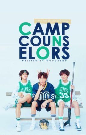 Camp Counselors | vkook by goddaeng
