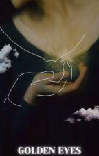 golden eyes ¹ ➣ j. kline by Phoenix_Girl27