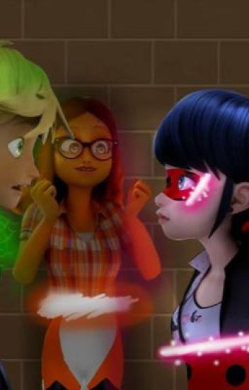 The Reveal Miraculous Ladybug Saraalzarooni Wattpad