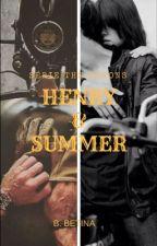 [EM PAUSA] HENRY & SUMMER - Série The Demons by BrbaraBetina