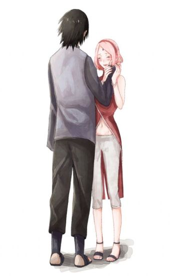 sasuke dating naruto fanfiction