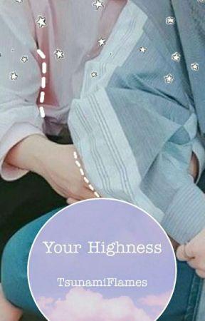 Your Highness {NamJin} by TsunamiFlames