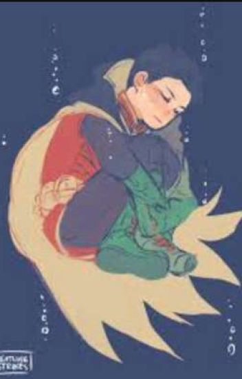 The Sparrow and the Robin Damian Wayne X OC Fav Damian