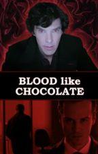 Blood Like Chocolate by deklava