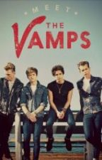 The Vamps Imagines by thevampsftunionj