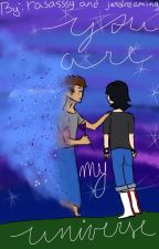 You Are My Universe- a Klance Fanfiction by gorgeouscoran
