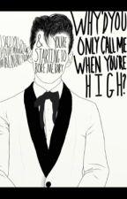I'm Fine Arctic Monkeys Fanfiction by GoldenHelders