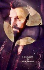 I am loyalty (Thorin / OC ) by Anna_Donovan
