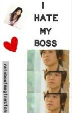 I HATE MY BOSS by bleugleam_
