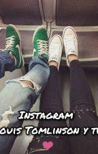 Instagram. Louis Tomlinson y tú by itsluux