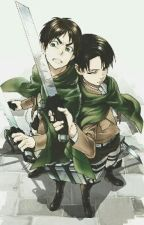 Tainted love Levi X reader X Eren by TrinityBlood100
