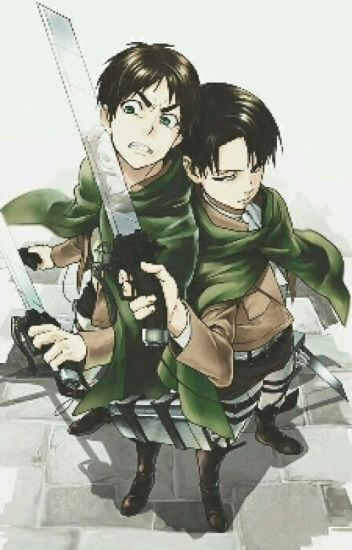 Tainted love Levi X reader X Eren
