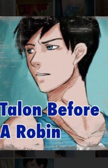 Talon before a Robin (Batman & Young Justice)
