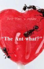 Antman x reader  by meme_Fangirl