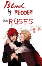 Blood is Redder than Roses (Kiribaku AU) by 1person7_6