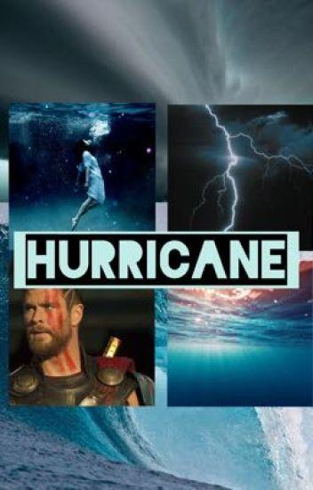 Hurricane- Fem Percy/ Avengers