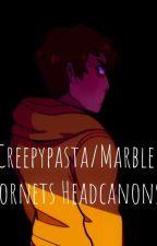 Creepypasta/Marble hornets Headcanons by sleepwho