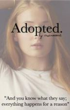 Adopted. ➳ afi by xingchanseok