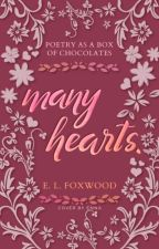 many hearts. | completed by elfoxwood