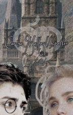 Carina Malfoy//h.potter  by Jessie_V_