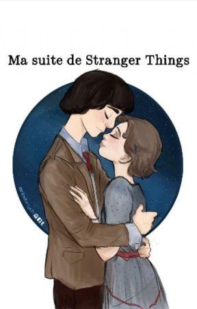Ma suite de Stranger Things by Jeanne0804