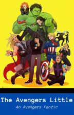 The Avengers Little by Tubbylittle