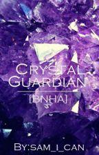 [BNHA] Crystal Guardian by sam_i_can