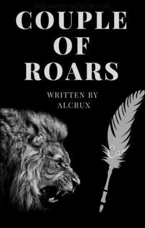 Couple of Roars  by ALCRUX