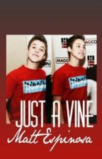 Just a Vine (Matt Espinosa&Tu) by Maria_Zumbado