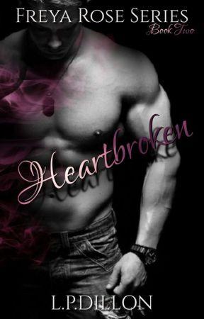 Heartbroken By A Hunter by LPDillon