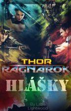 Nejlepší hlášky z : Thor : Ragnarok by LokisIceLady